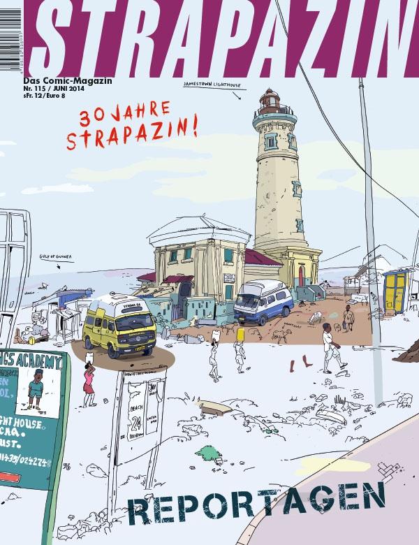 Cover Olivier Kugler