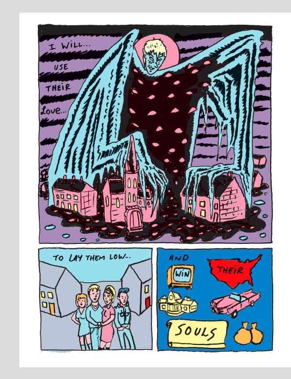 Nr 129 Strapazin The Comic Magazin
